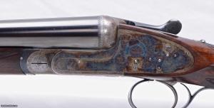 Boss & Company 12 gauge sidelock SxS ejector gun