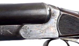 D.M. Lefever & Sons Grade 8E SxS Shotgun (12 Bore)