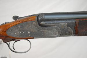 """FABBRI OU PIGEON GUN IN 12 GAUGE - 29 5/8"""" BARRELS"""
