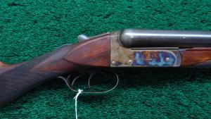 REMINGTON MODEL 1894 AE BOXLOCK DOUBLE BARREL