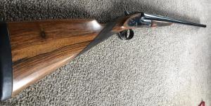 Arrieta by Orvis 20ga Uplander SxS Sidelock shotgun