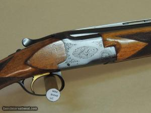 BROWNING SUPERPOSED 20 GAUGE OVER/UNDER SHOTGUN: