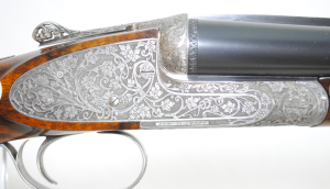 PERAZZI DHO SIDELOCK SXS  - TWO BARREL SET - LUSSO GRADE
