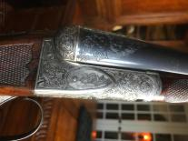 "A. H. FOX ""DE"" 12 GAUGE 30"" DOUBLE TRIGGER SIDE-BY-SIDE - ***RARE***"