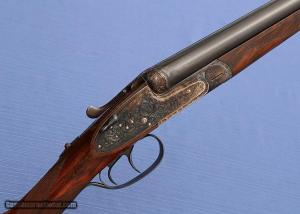 Celta Borchers - Guernica, Spain - Sidelock Ejector - 28ga - Perfect Quail Gun - Long LOPCelta Borchers - Guernica, Spain - Sidelock Ejector - 28ga - Perfect Quail Gun - Long LOP