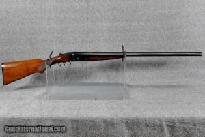 12 gauge Winchester, Model 21, Side-by-Side early