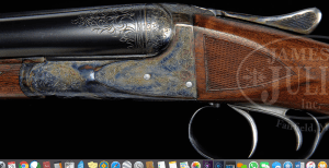 "INCREDIBLE VERY NEAR TO NEW 16 GAUGE ""CE"" PHILADELPHIA FOX SHOTGUN. ESTIMATE $12,500-$17,500"