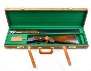 B.C. Miroku Skeet O/U 20 ga double barrel shotgun