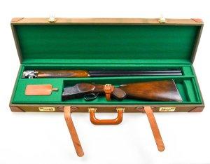 B.C. Miroku Skeet O/U 20 ga double barrel shotgun
