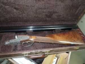 Browning Bss Sidelock 12 Gauge Shotgun Like New 12 GA