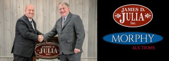 In a Stunning Move, Morphy Auctions Merges with James D. Julia, Inc.