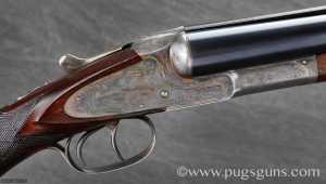 LC Smith 3E 12 gauge SxS Double Barrel Shotgun