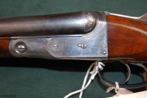 Parker PHE 20ga. SxS Shotgun