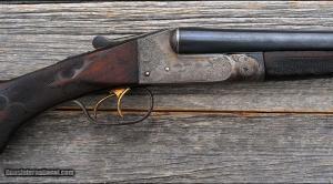 Ithaca - Flues 4E - 20 ga - SxS - Double Barrel Shotgun