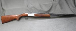 """Auction Alert: 28g Ruger OU, 28"""" bbls"""