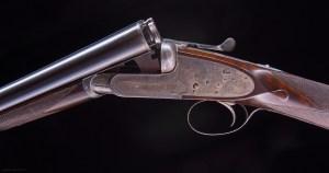 "Boss & Co. 20 gauge Sidelock SxS Shotgun, #7201, 28"" bbls, made around 1924"