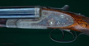 "Holland & Holland --- Royal Sidelock Double Rifle --- .500-450 3 1/4"" Nitro Express"