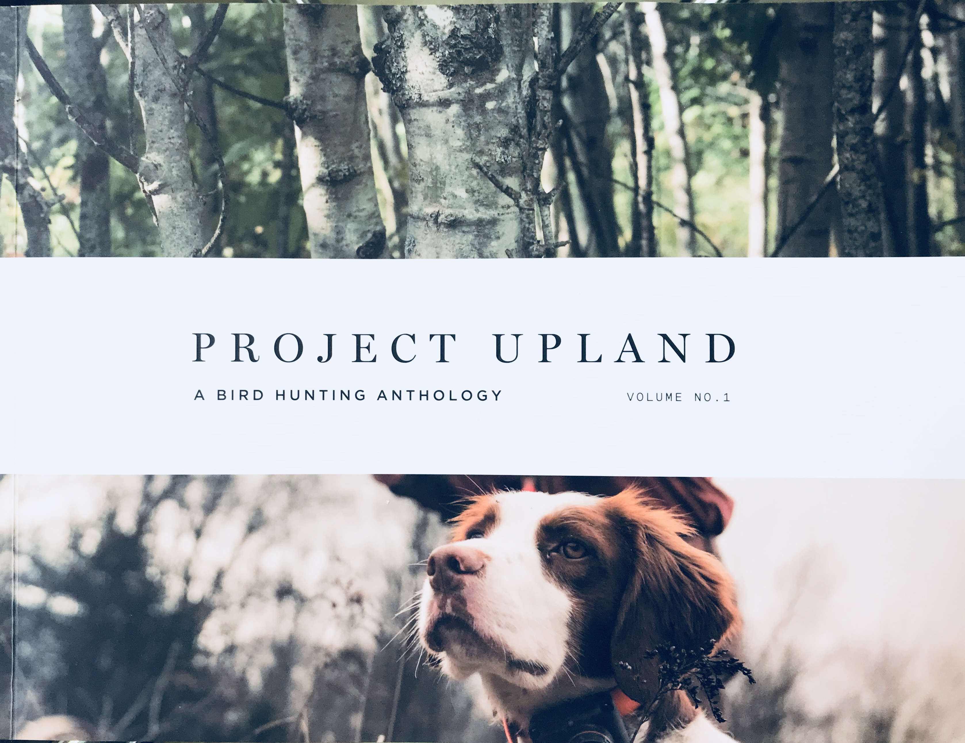 7f76d37eaf6cd Essential reading: Project Upland: A Bird Hunting Anthology, Volume 1, No.