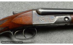 Parker Brothers ~ VH ~ 20 Ga.~ SxS~ Double Barrel Shotgun