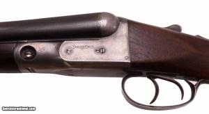 """Parker Bros. VHE 12 Gauge – 28"""", LIGHTWEIGHT UPLAND GUN, ORIGINAL FINISH"""