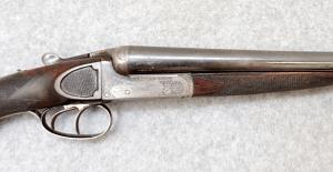 Midland Gun Co ~ 12 Ga.~ SxS~ Boxlock Ejector Shotgun