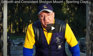 Smooth and Consistent Shotgun Mount Video