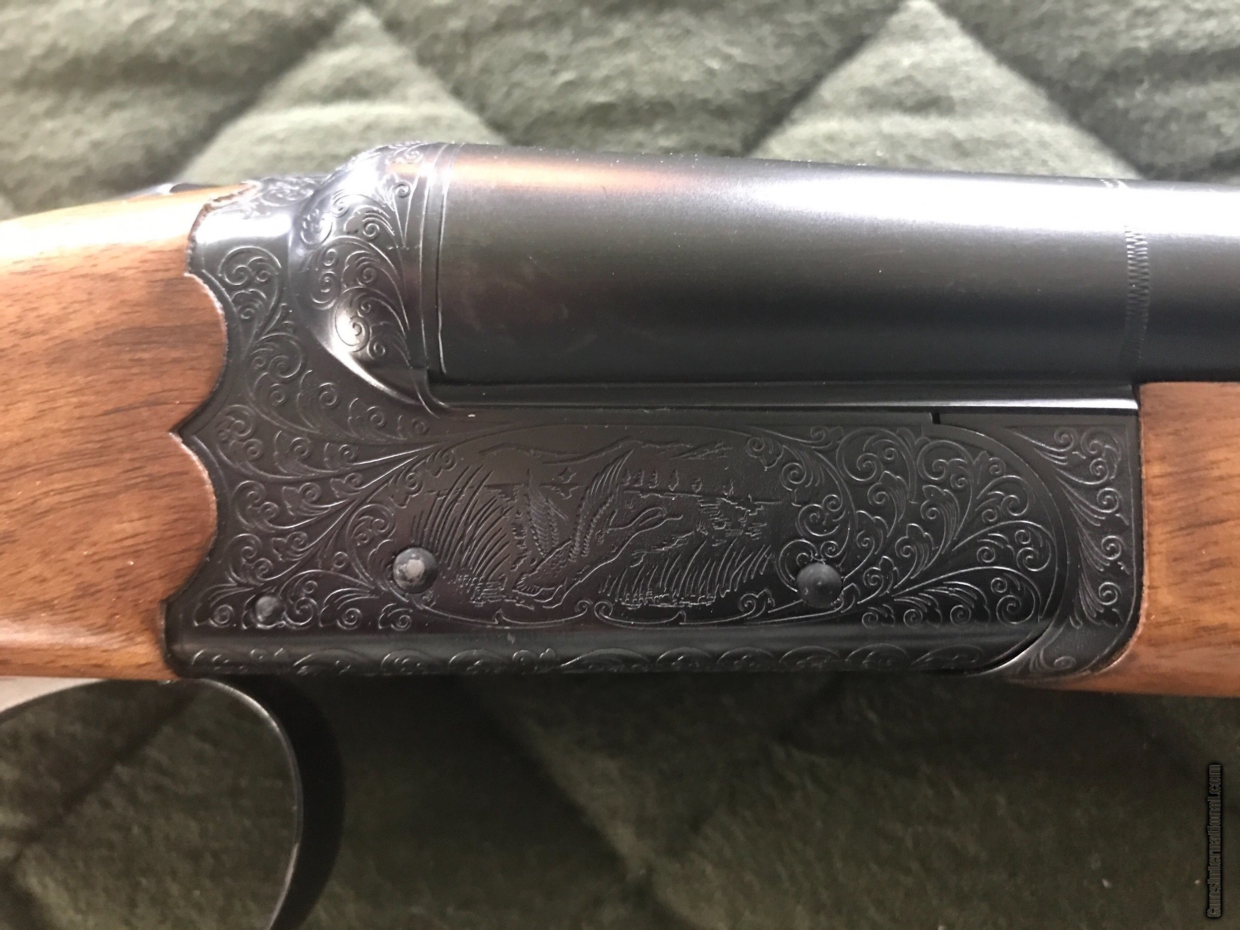 Ithaca 20 gauge automatic
