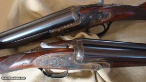 James Purdey & Sons, pair 12 ga, best-quality sidelock game guns