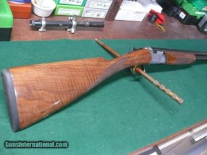 "Beretta 686 20 ga 28"", with straight, English grip and Briley chokes"