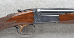 Ithaca Model 280 is a side by side 20 Ga. shotgun