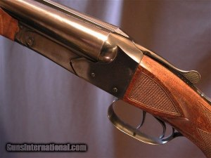 Winchester Model 2116 Bore SxS