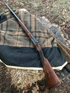 Extremely rare Fox 16 gauge SPE.