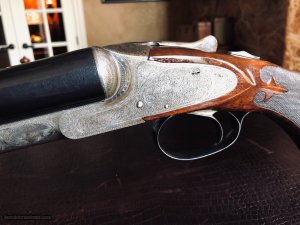 "L.C. Smith A-2 Special - 12ga - 30"" - IM/F - 13 7/8 X 1 3/4 X 2 3/8 X 7 lbs 13 ozs - SN: 3517 - Spectacular Condition - Beautiful Gun!"