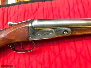 Parker VH 12ga, 1 1/2 frame, SxS Shotgun