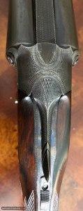 Fantastic and Extremely Rare Original Lefever BE Grade 16ga SxS Shotgun