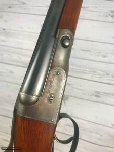 PARKER VH 410 000 FRAME SIDE--BY-SIDE SHOTGUN-- SUPER LITTLE ORIGINAL GUN:
