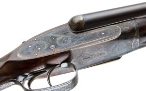 JAMES PURDEY & SONS BEST PRE WAR PIGEON GUN 12 GAUGE