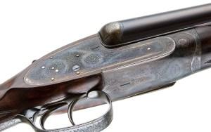 JAMES PURDEY & SONS BEST PRE WAR PIGEON GUN 12 GAUGE