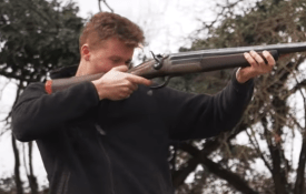 Ouch! The 4 Bore Test, a new video from The Gun Shop