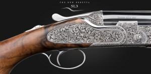 New Beretta SL3 OU shotgun
