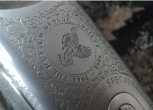 "Beretta 686 Silver Pigeon 20 GA NO RESERVE 26"" 3"" Ruffed Grouse Society 25th Anniversary"
