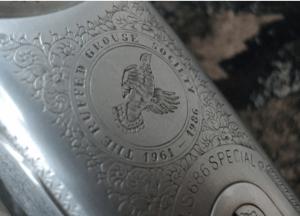 "Beretta 686 Silver Pigeon 20 GA NO RESERVE 26"" 3"" Ruffed Grouse Society 25th Anniversary"