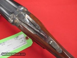 "Parker-Winchester DHE 28ga, 28"" M/F"