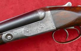 Auction alert: Parker GH 20 ga Dbl Bbl Shotgun @ Kramer's Auctions