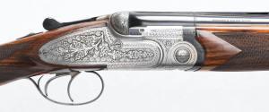 Beretta S3 sidelock 12 gauge Game Gun OU