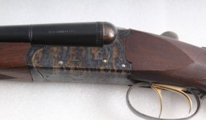 """Bernardelli SXS, 28 GA, 26"""" barrel, double trigger ejectors"""