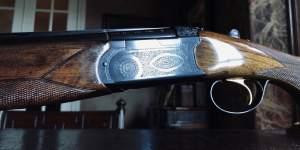 "Beretta BL4 (BL-4) - 28ga - 26 3/8"" Barrels - Like New - ca. 1970 - Sk/Sk Chokes - 14 1/4"" x 1 1/2"" x 2 1/2"" - 6 lbs - 99% Condition"