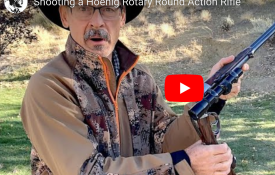 Watch: Ron Spomer shoots a Hoenig Rotary Round Action double rifle ...
