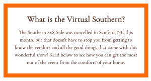 What is the virtual Southern SxS?
