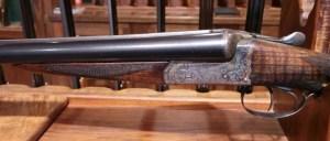 """Kimball 2"""" 12 Gauge SxS Boxlock Shotgun"""